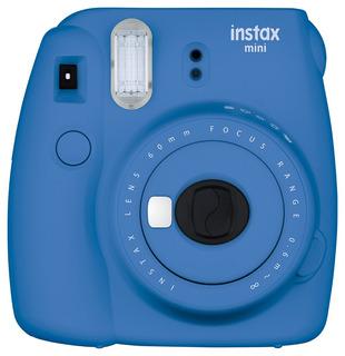 Camara Instax Mini Fujiflim Azul