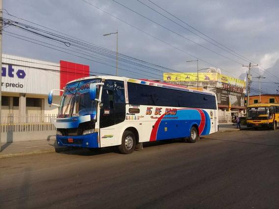 Bus Volkwaguen 17210 Carroceria Busscar Aire Nuevo