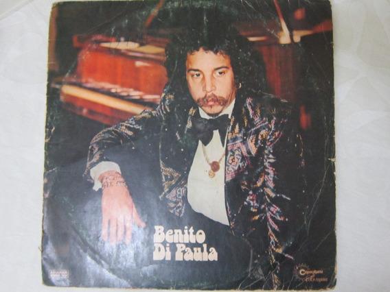 Vinil/lp Benito Di Paula