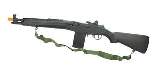 Rifle Airsoft M14 Socom Aeg Full Metal 6.0 Cm32a Bk Cyma