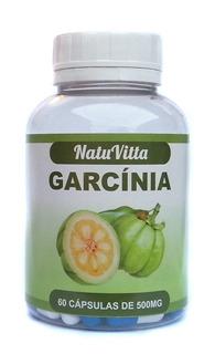 Garcinia Cambogia Adelgazante 500mg (60 Cápsulas)