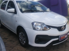 Etios 1.5 X Sedan 16v Flex 4p Automático 30366km