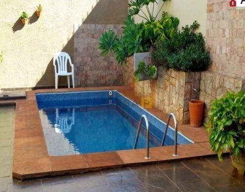 Casa Com 3 Dormitórios À Venda, 349 M² Por R$ 780.000,00 - Jardim Boa Vista - Santa Bárbara D'oeste/sp - Ca0741