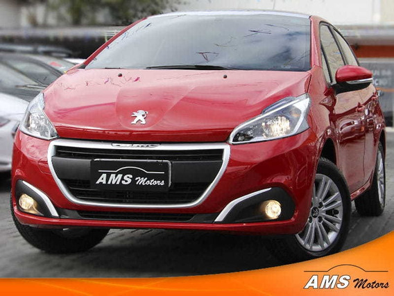 Peugeot 208 1.2 Allure 12v Flex 4p Manual 2019