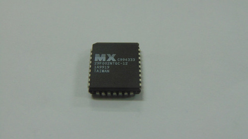 29f002 Plcc-32 (mx29f002ntqc-12) - Lotes C/ 5