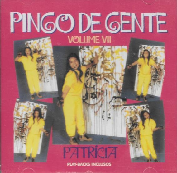 Cd Pingo De Gente - Volume 4