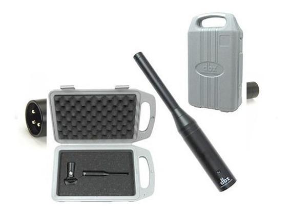 Microfone Dbx Rta-m Condenser Profissional Analizer Spectro