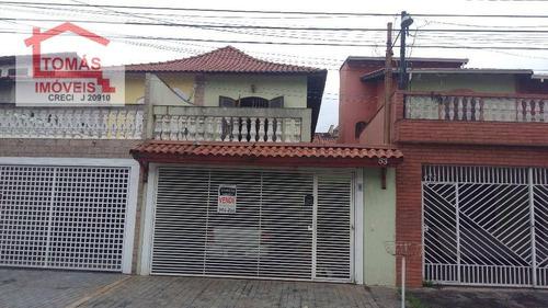 Sobrado Residencial À Venda, Jardim Pinheiros, São Paulo. - So1600