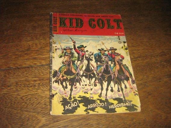Kid Colt Nº 4 Setembro 1960 Editora La Selva Original