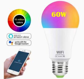 Foco Inteligente Led Smart Wifi Alexa Google Home Domotica