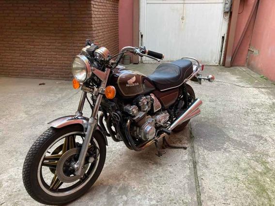 Honda Cb 900 Custom 1981