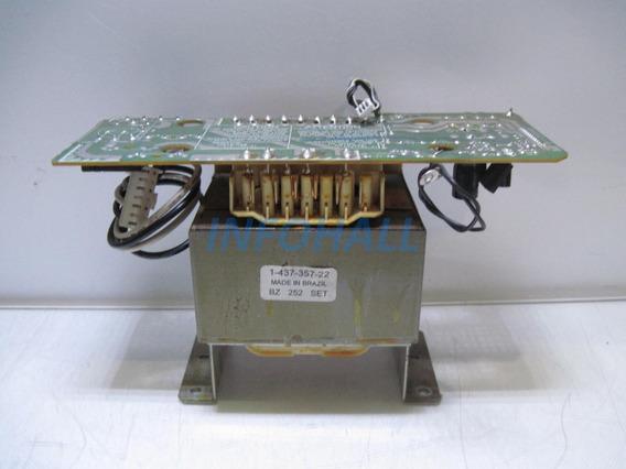 Placa Transformador 1-437-357-22 Sony Mhc-rg22