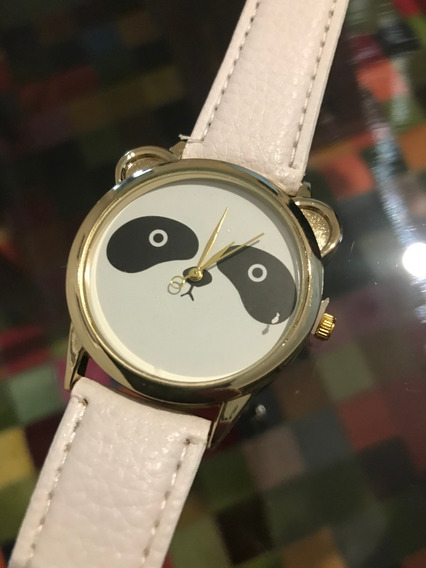 Relógio Panda Feminino
