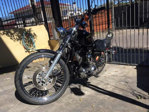 Harley Sportster 1200 Custom Carburada 1998 Original