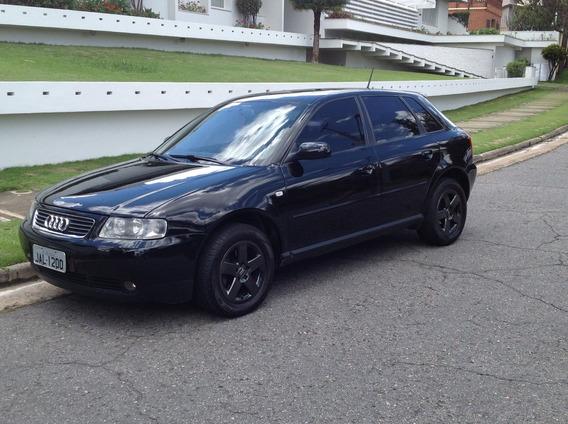 Audi A3 Preto 2005