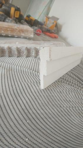 Imagem 1 de 1 de Instalação De Moldura 10cm