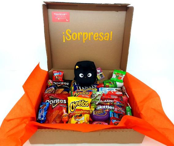Arreglo De Dulces Candy Toybox Chococat :3