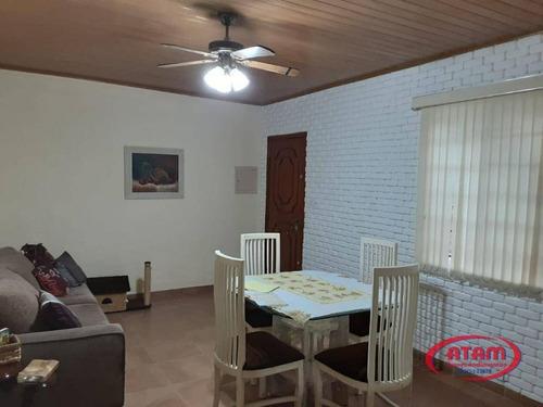 Casa Com 2 Dormitórios À Venda, 76 M² Por R$ 350.000,00 - Água Fria - São Paulo/sp - Ca0761