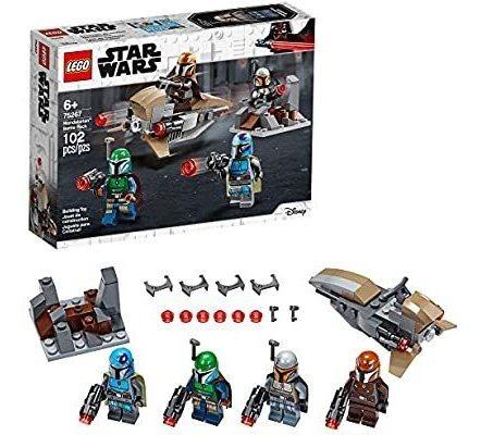 Lego Star Wars 75267 The Mandalorian Envío Grátis