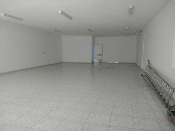 Sobrado Comercial Locação 300m², 2 Salões E 3 Salas, Banheiros, Copa, 2 Vagas Em Perdizes Puc - So2212