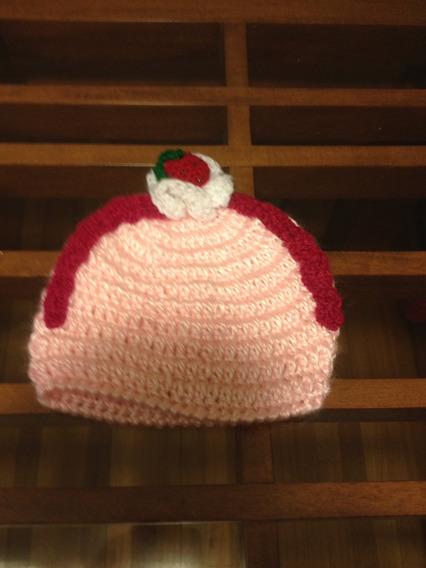 Gorro Tejido A Crochet Para Mena Usadonena Usado