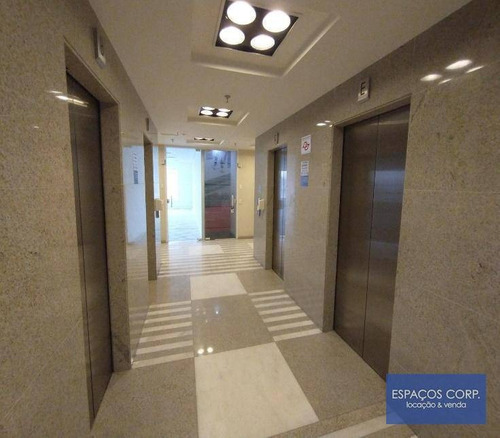 Conjunto Comercial Para Alugar, 272m² - Brooklin - São Paulo/sp - Cj2423