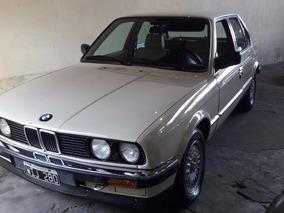 Bmw 320i E30 Pre Sedan M/t Año 1987 Muy Buen Estado