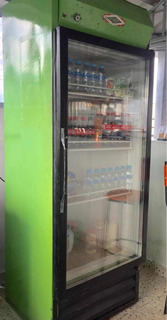 Refrigerador Mostrador Vertical Para Bebidas
