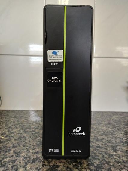 Computador Bematech Rs-2000 Celeron G530 4gb Ram 500gb Hd