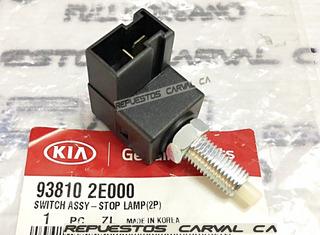 Sensor Luz Freno Pedal Tucson Getz Sportage Santa Fe - 2 Pin
