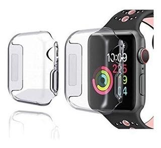 Case Bumper Relógio Para Apple Watch 44mm