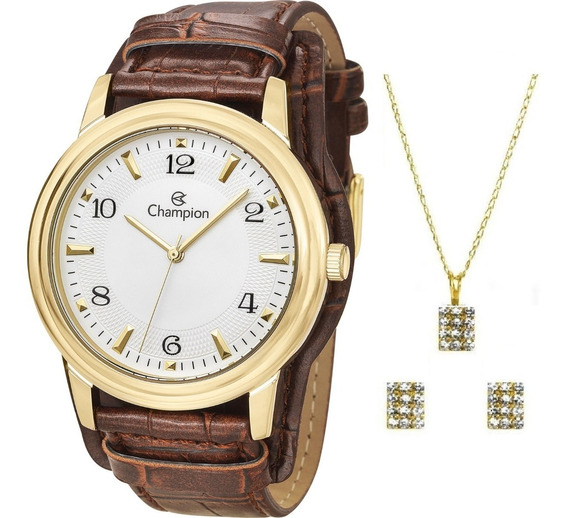 Relógio Champion Feminino Ch22313k