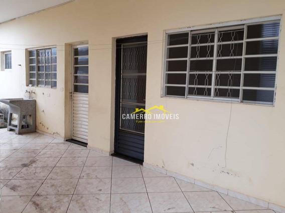 Casa Com 2 Dormitórios Para Alugar, 80 M² Por R$ 830,00/mês - Vila Mollon Iv - Santa Bárbara D