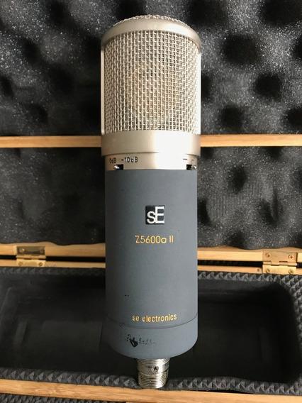 Microfone Condensador Se Electronics Z5600a Ii