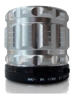 Nisuta Parlante Portatil Bluetooth Ns-pa32b Silver