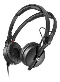 Audífonos Sennheiser HD 25 Plus black