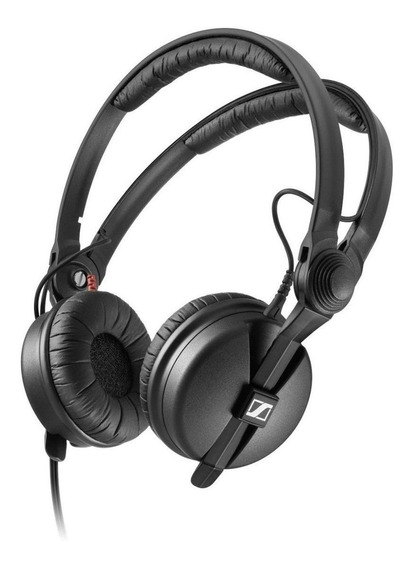 Audífonos Sennheiser HD 25 Plus black