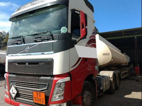 Volvo Fh 540 6x4 Globetrotter Tanque 30.000lts 15/16