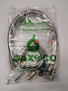 Kit De Instalación Para Calentadores De Paso