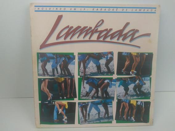 Lambada Vinil Caixa Box Com 6 Discos