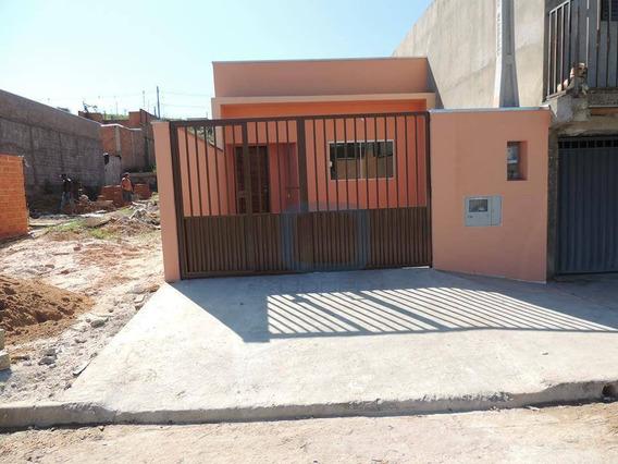 Casa Com 2 Dormitórios À Venda, 64 M² Por R$ 190.000,00 - São Clemente Ii - Hortolândia/sp - Ca0094