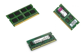 Memorias 4gb Ddr3l Pc3l 1600mhz 1,35v Para Notebook