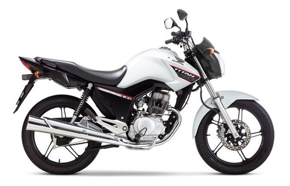 Honda Cg 150 2020 Financiala Con Tarjeta En 12 O 18 Cuotas