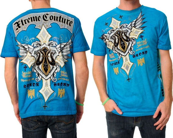 Remera Xtreme Couture Axiom