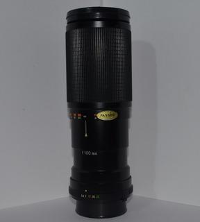 Lente Minolta Celtic 100-200mm 55mm