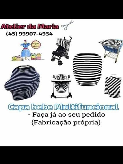 Capa Bebê Multifuncional