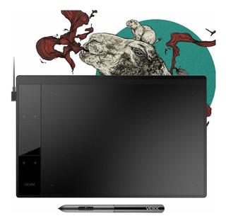 Tableta Digitalizadora Veikk A30 25.4x15.2cm 8192 Np