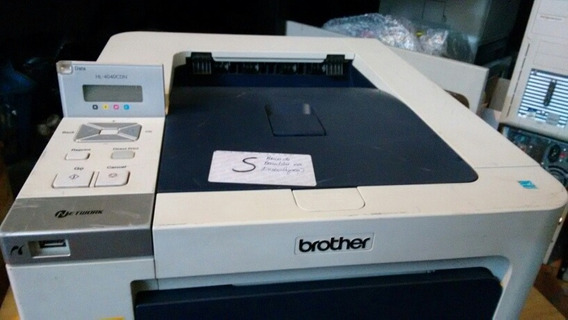 Multifuncional Brother Hl-4040cn Com Tonner #g