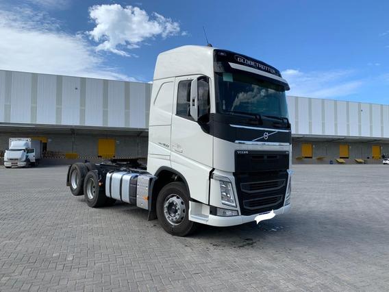 Volvo Fh 460 6x2 Ano 2017/17 E 2018/18