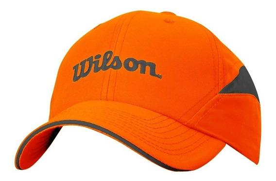 Gorra Wilson Ultra De Tenis Padel Runing En Slice Deportes